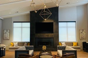 Statesman-Clubhouse Living Area-Apartments