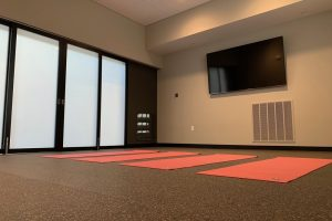 Statesman-Yoga Room & Fitness on Demand-Apartments