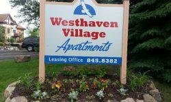 WesthavenVillage-sign